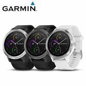 [富廉網] 【GARMIN】vivoactive 3 行動支付心率智慧腕錶 俐落黑/尊爵黑/律動白