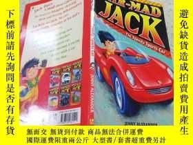 二手書博民逛書店car-mad罕見Jack : the speedy sports car瘋狂飆車傑克:極速跑車Y212829