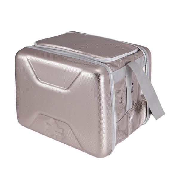[LOGOS] 斷熱海霸超凍箱M-銀 (LG81670070)