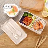 限時85折下殺便當盒日式飯盒便當盒學生帶蓋韓國可愛2層分格微波爐長方形便攜餐盒