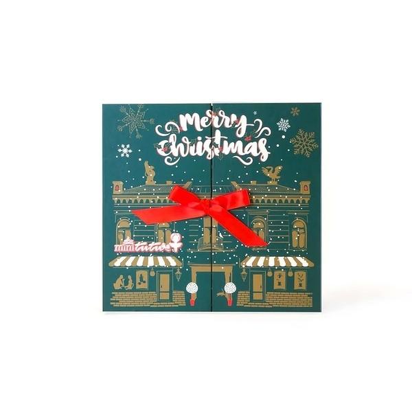 MiniTutu 主題髮飾禮盒-Merry X'mas(綠色聖誕)[衛立兒生活館]