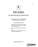 二手書 Picasso: Picasso Museum, Barcelona : Photographic Report, Complemented by a Biography of the R2Y 9788437809267