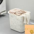 臟衣籃家用洗衣籃子衣簍收納筐日式放衣服框神器臟衣簍手提【小獅子】