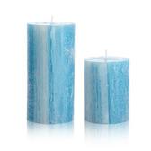 質感石紋-海洋風香氛手工蠟燭組