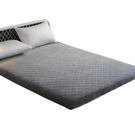 床墊子床墊1.8m床1.5m學生宿舍海綿加厚榻榻米家用褥子墊被床褥墊QM『櫻花小屋』