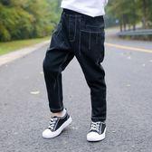男童牛仔褲春秋長褲春季寶寶褲子 森活雜貨