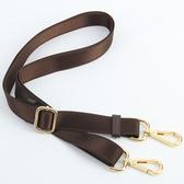 包帶2.5厘米咖啡色棕色包帶 男女包帶子 肩帶斜挎包帶長背帶配件
