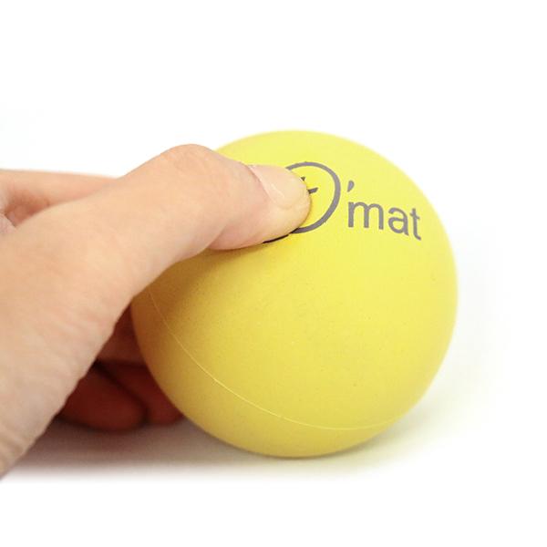 Taimat 瑜珈療癒球(4個一組) - 黃+綠 各二