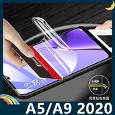 OPPO A5 A9 2020 滿版水凝膜 全屏3D曲面 抗藍光 高清 防爆抗汙 螢幕保護貼 (兩片裝) 歐珀