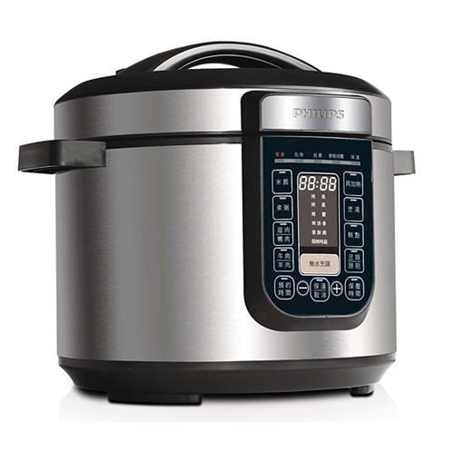 [家事達] KU- HD2133\t 飛利浦 5L智慧萬用鍋促銷價