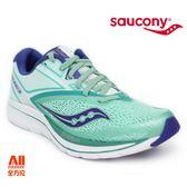 【Saucony】女款慢跑鞋 KINVARA 9 輕量系列 -藍紫色(1041835)全方位跑步概念館