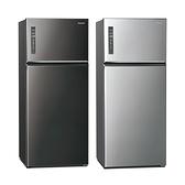 國際 Panasonic 579公升無邊框鋼板雙門變頻冰箱 NR-B581TV