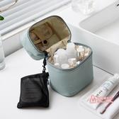 化妝包 北歐ins化妝包少女軟妹簡約便攜大容量多功能大號旅行收納包 6色