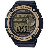 CASIO AE-3000W-9  世界休閒運動個性腕錶 AE-3000W-9AVDF 熱賣中!