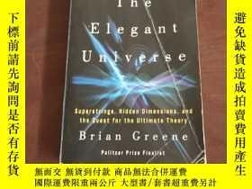 二手書博民逛書店The罕見Elegant Universe: Superstrings, Hidden Dimensions, a