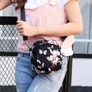 限定款斜背包-中年女包防潑水牛津布包女包側背斜背迷你小包包帆布時尚手機零錢包