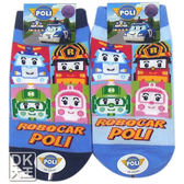 POLI 4人組全員集合直板襪 PL-S1211 ~DK襪子毛巾大王