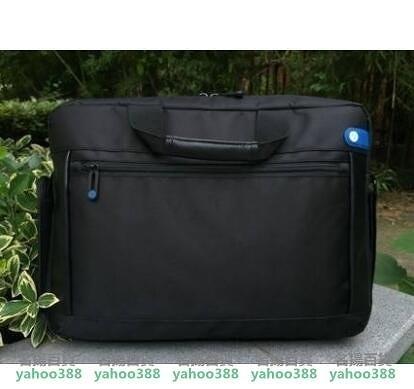 W百貨800原裝HP惠普電腦包單肩背包14寸15.6寸手提公事包防水防潑水設計MY~427