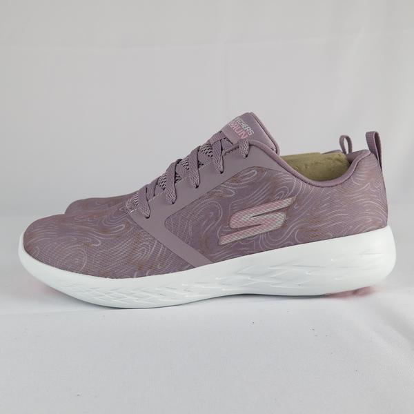 【iSport愛運動】Skechers GO RUN 600 LIBERATE 慢跑鞋 15095MVE 女款 藕粉