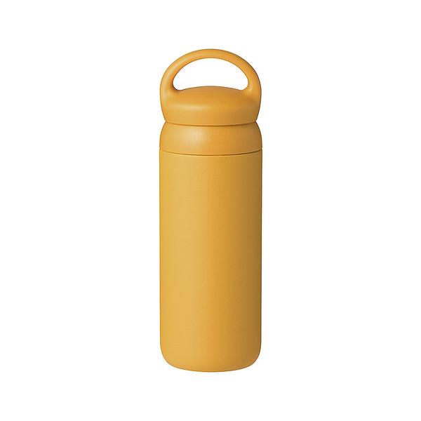 【日本KINTO】DAY OFF TUMBLER提式輕巧保溫瓶500ml