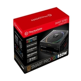 【綠蔭-免運】曜越 Smart Pro RGB 850W銅牌認證全模組電源供應器