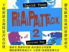 二手書博民逛書店Rap罕見Attack 2Y364682 David Toop Serpent s Tail 出版1992