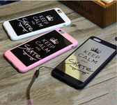 鏡面 蘋果 iphone 6s 手機殼 蘋果 6plus 軟 硅膠 套 5se 帶掛繩 簡約 全包 防摔 方便 精巧