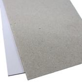 A4 灰紙板 厚紙板 1400磅(雙面灰)/一包110張入(定11) 馬糞紙 表皮紙 表面紙 硬紙板 厚卡紙 硬紙板