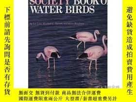 二手書博民逛書店Audubon罕見Book of Water Birds First edition by , Les (1998
