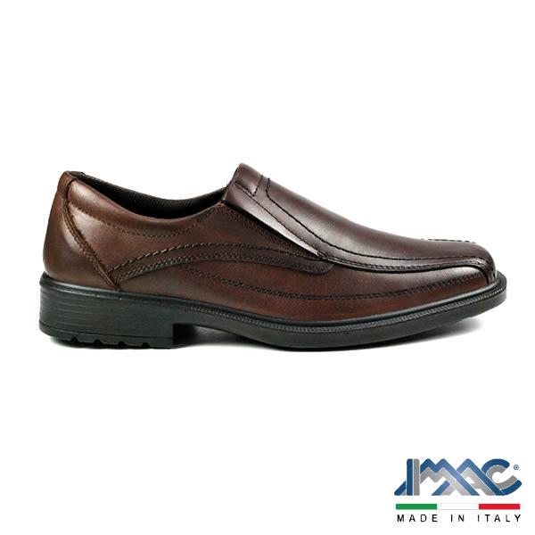【IMAC】休閒氣墊樂福鞋 咖啡(60132-BR)