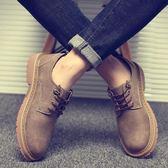 港仔底筒馬丁靴潮流男士靴子