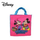 【日本正版】米奇好朋友 輕便 保冷袋 手提袋 便當袋 米妮 唐老鴨 迪士尼 Disney - 258986