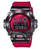 CASIO卡西歐 G-SHOCK 街頭嘻哈金屬錶 (GM-6900B-4DR) /49.7mm