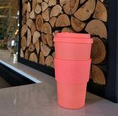 環保隨行杯16oz/甜橙橘【Ecoffee Cup】