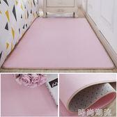 地毯臥室茶幾地毯臥室滿鋪可愛女生臥室床邊毯榻榻米地墊地毯客廳 HM 時尚潮流