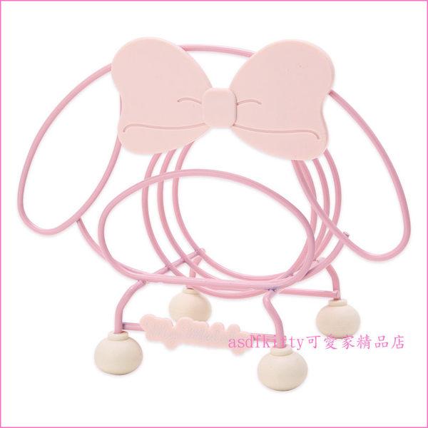 asdfkitty可愛家☆美樂蒂粉色砧板架-可放杯墊.小托盤.小盤子-當盤架-日本正版商品