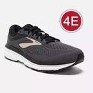 樂買網 BROOKS 18FW 緩衝型 男慢跑鞋 Dyad 10系列 4E超寬楦 1102864E082 贈腿套