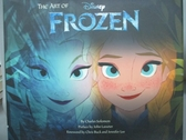【書寶二手書T2/繪本_QJP】The Art of Frozen_Charles Solomon