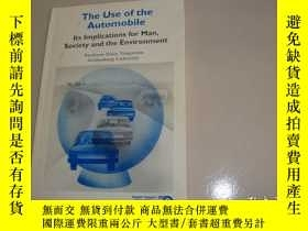二手書博民逛書店The罕見Use of the AutomobileY28441