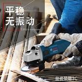 切割機 角磨機多功能電動切割打磨手磨磨光機工具博士萬用小型手砂輪YTL 現貨
