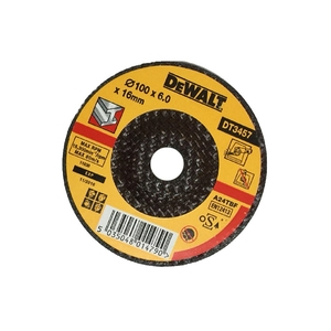 美國 得偉 DEWALT 砂輪片 100x6x16mm平面砂輪片