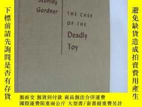 二手書博民逛書店The罕見case of the Deadly ToyY8571