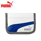 【日本正版】PUMA 皮質 摺疊票卡夾 票夾 證件夾 悠遊卡夾 防潑水 多層收納 - 062476