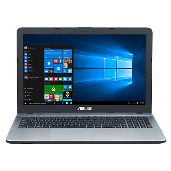 ASUS華碩 X541NA 15.6吋筆電-銀(X541NA-0081CN3450)