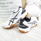 ASICS GEL-ROCKET 10 排球羽球鞋 男款 透氣 1072A056104 白【iSport愛運動】