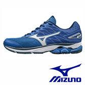 【MIZUNO促銷6折】 MIZUNO  WAVE RIDER 20 男慢跑鞋 J1GC170304