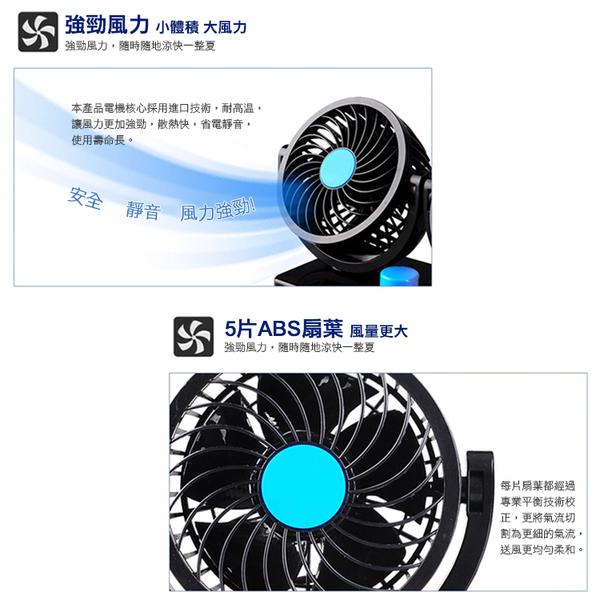 ※精品款 迷你360度雙風扇/12V/24V/旋轉/車用/點煙器/電風扇/車用風扇/涼風扇/循環扇/雙頭扇/汽車