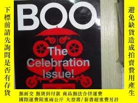 二手書博民逛書店BOO罕見THE CELEBRATION ISSUE ..Y180897