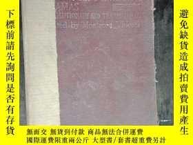 二手書博民逛書店民國英文原版罕見1938年出版 REPRESENTATIVE CONTINENTAL DRAMAS A02 026
