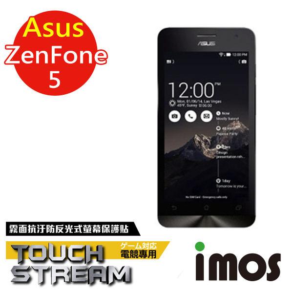 TWMSP★按讚送好禮★iMOS 華碩 Asus Zenfone 5 電競 Touch Stream 霧面 螢幕保護貼